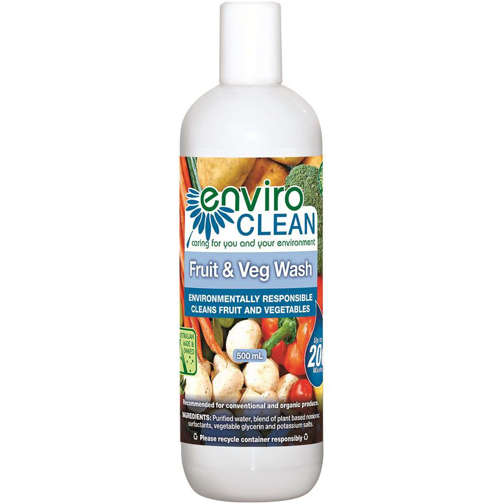Enviroclean Fruit and Veg Wash 500ml
