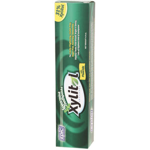 Epic Xylitol Toothpaste Spearmint with Fluoride 4.9oz