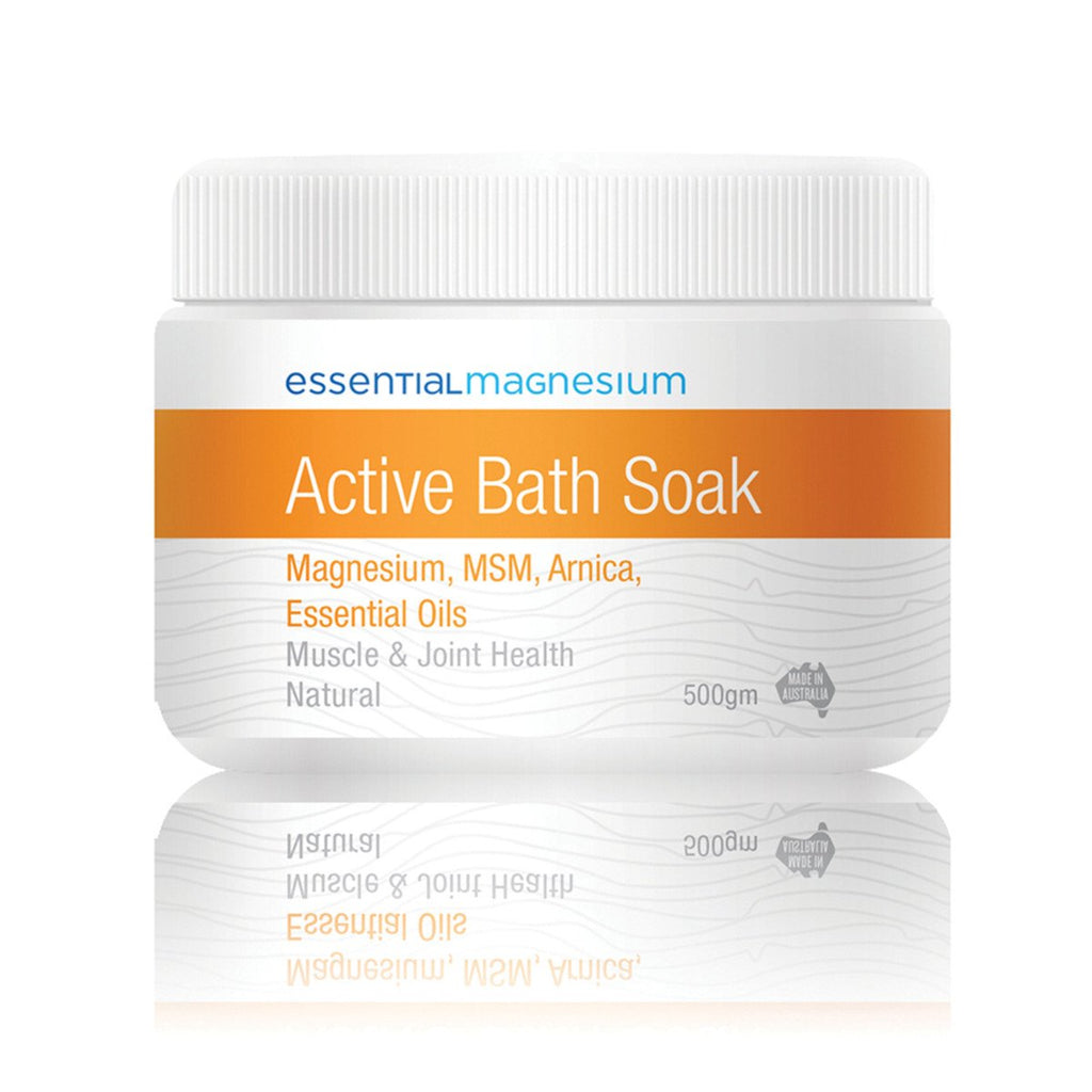 Essential Magnesium Bath Soak Active 500g