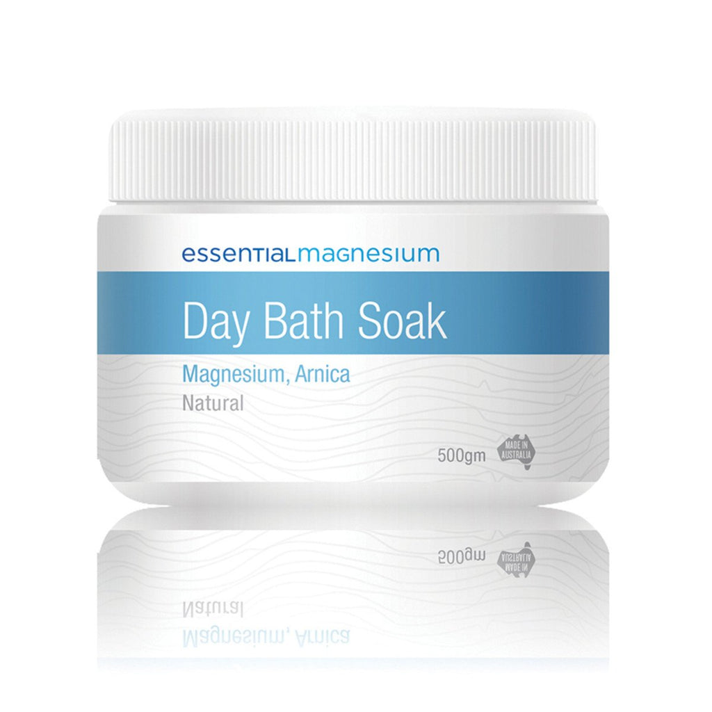 Essential Magnesium Bath Soak Day 500g