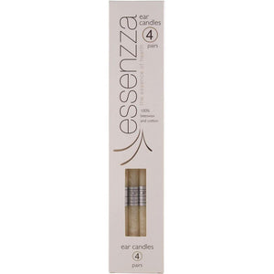 Essenzza Ear Candles 4 Pairs