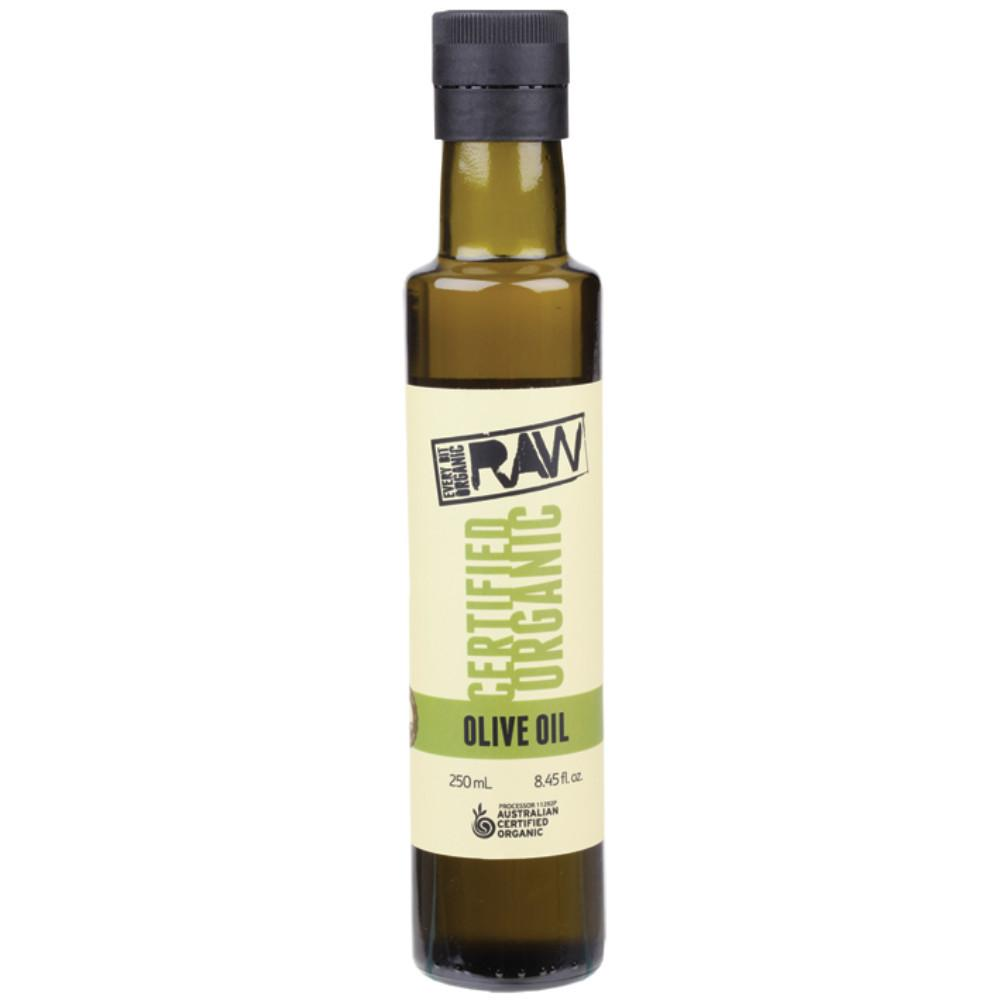 Every Bit Organic Raw Olive Oil 250ml Cold Press - Extra Virgin