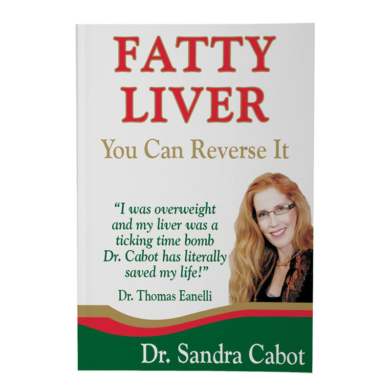 Fatty Liver You Can Reverse It by Dr Sandra Cabot