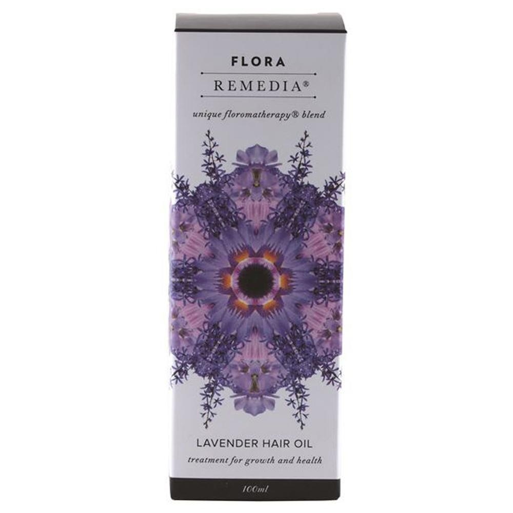 Flora Remedia Transformative Scents Hair Oil Lavender 100ml