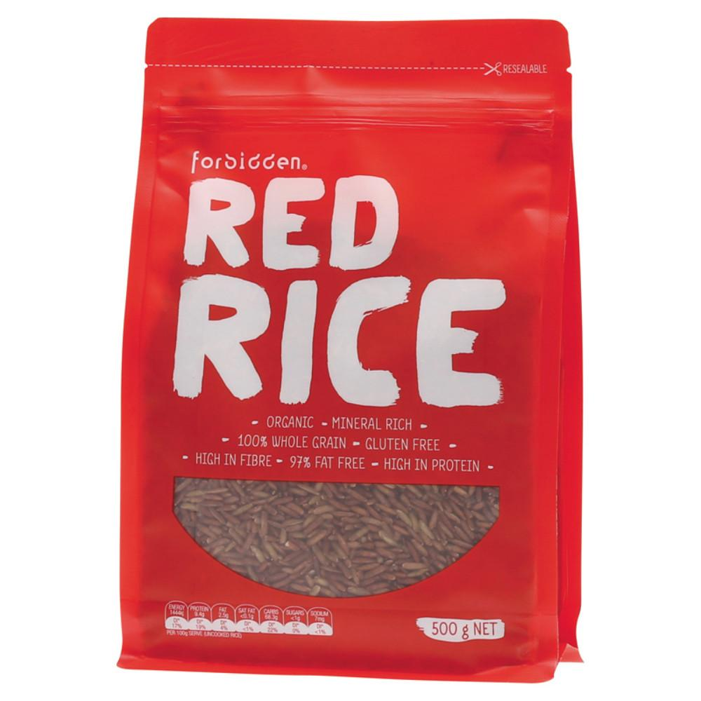 Forbidden Red Rice 500g 97% Fat Free - High Protein