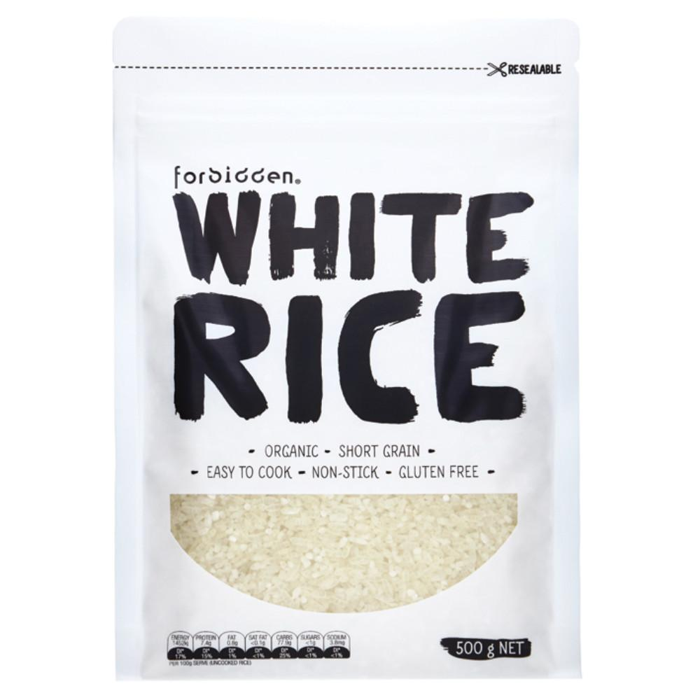 Forbidden White Rice 500g Short Grain