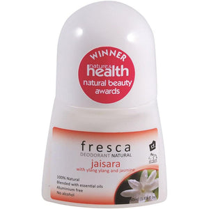 Fresca Natural Deodorant Jaisara (with ylang ylang & jasmine) 50ml