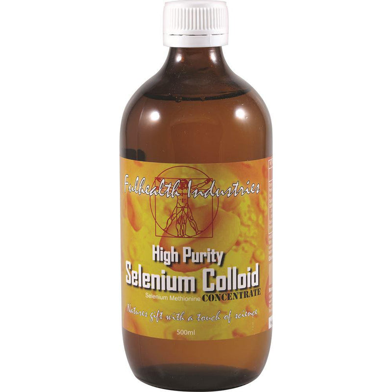 Fulhealth Industries Selenium Colloid Concentrate 500ml