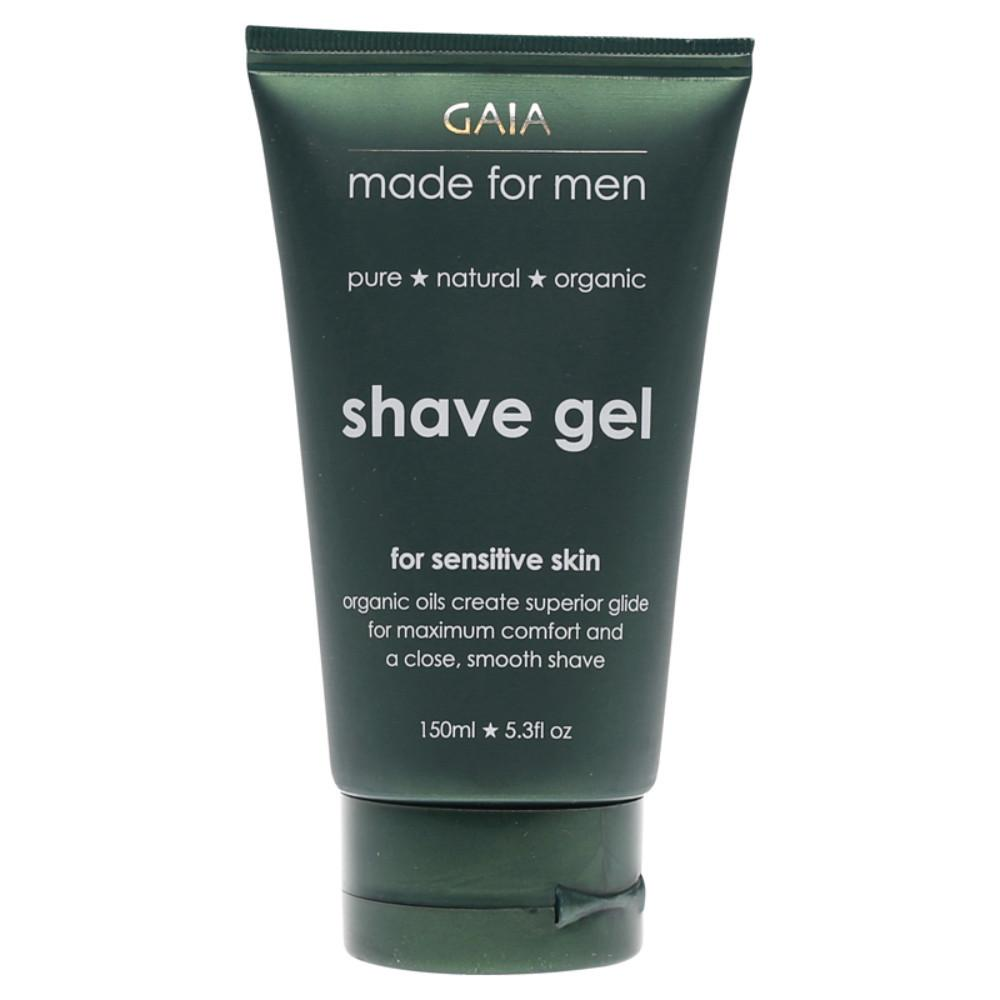 Gaia Made For Men Shave Gel 150g For Men