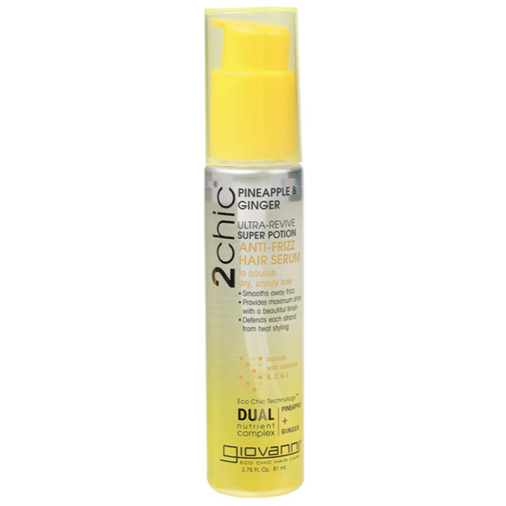 Giovanni Anti-Frizz Serum 2chic 81ml Ultra-Revive