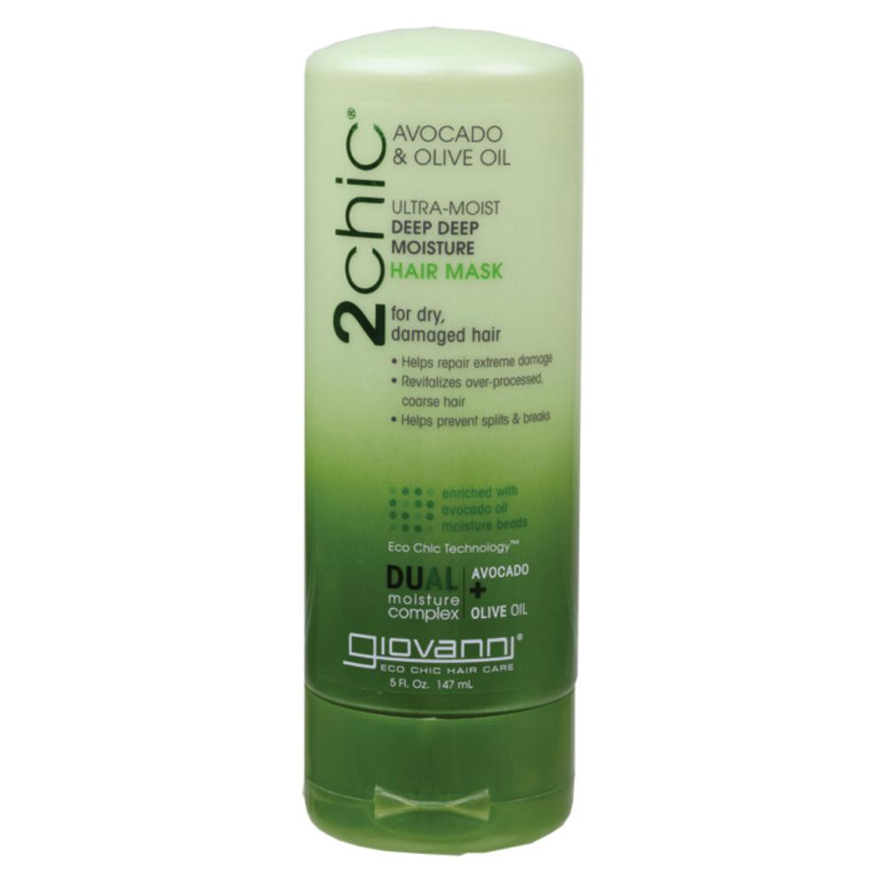 Giovanni Hair Mask - 2chic 147ml Ultra-Moist (Dry, Damaged Hair)
