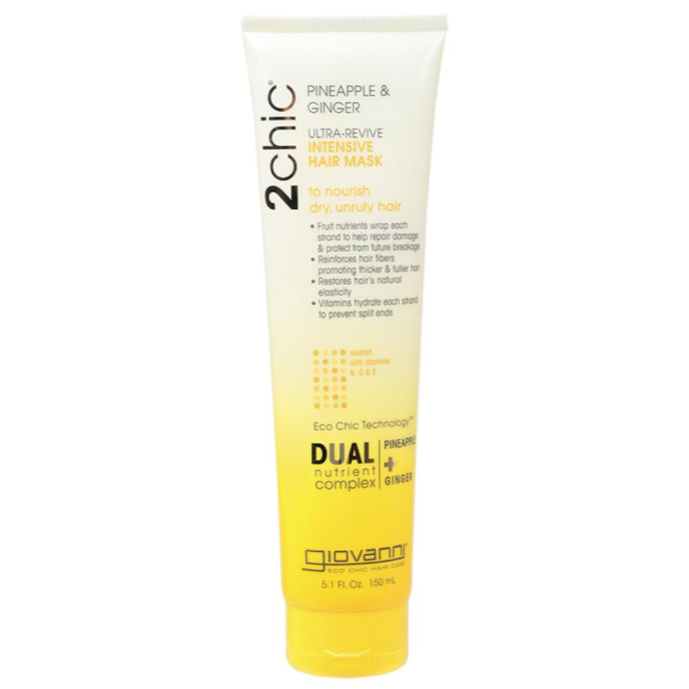 Giovanni Hair Mask - 2chic 150ml Ultra-Revive (Dry, Unruly Hair)