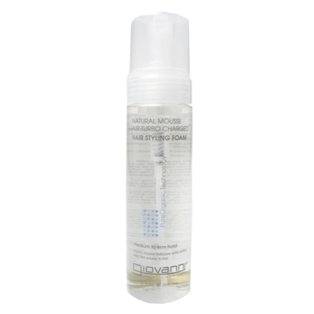 Giovanni Hair Mousse 207ml Styling Foam