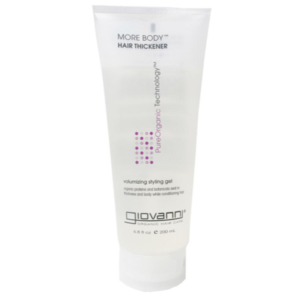 Giovanni Hair Thickener 200ml More Body