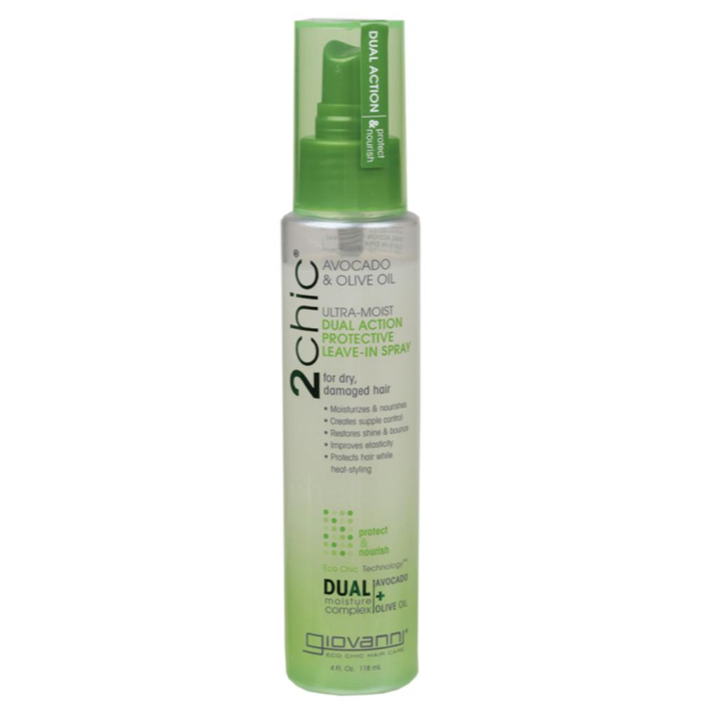 Giovanni Leave-in Spray - 2chic 118ml Ultra-Moist