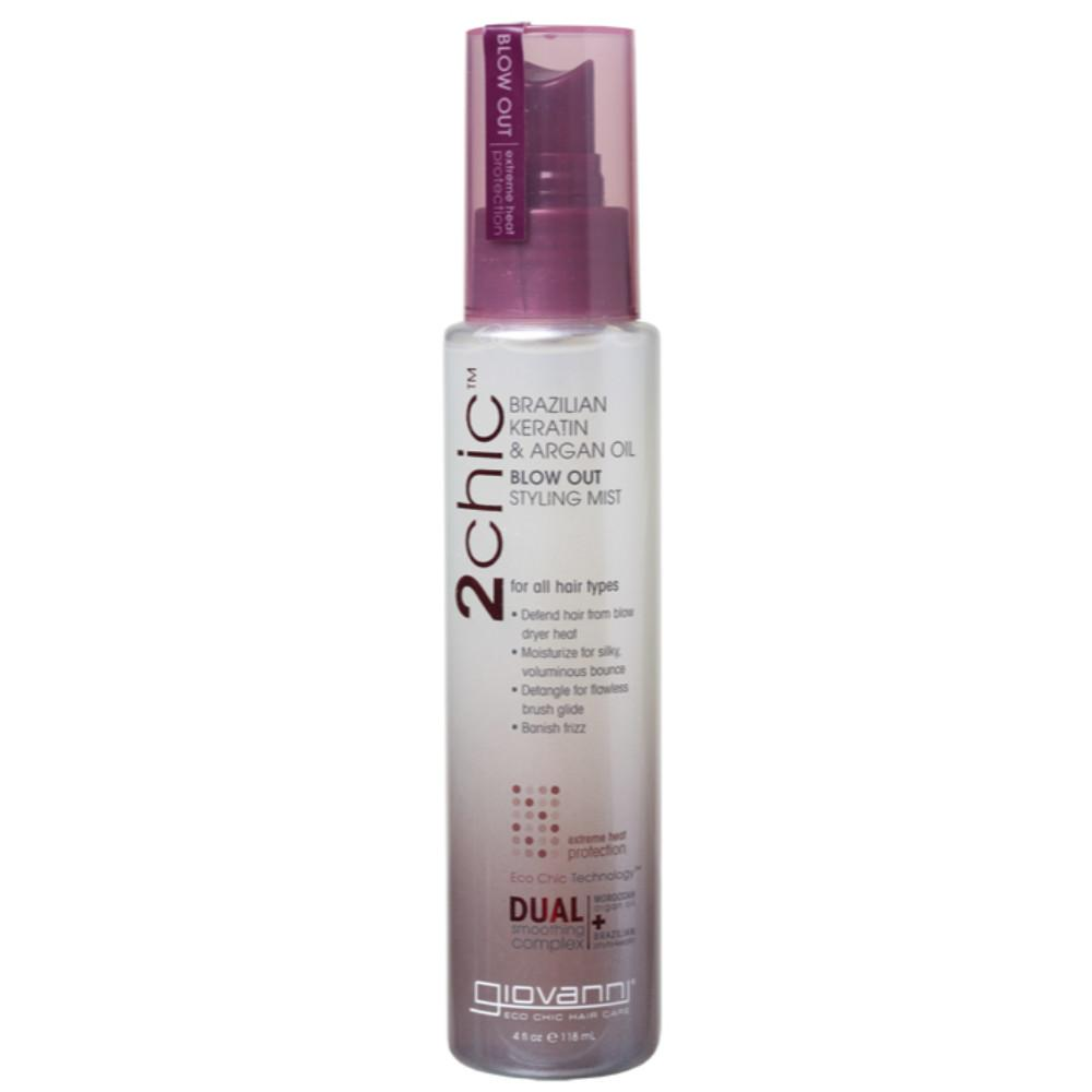 Giovanni Styling Mist Blow Out - 2chic 118ml Ultra-Sleek (All Hair)