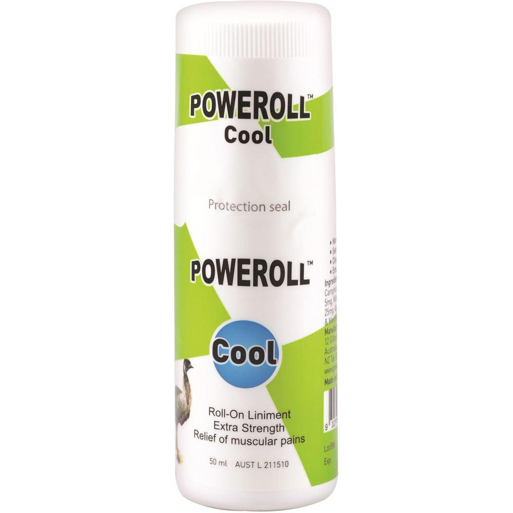 Glimlife Poweroll Pain Relief Oil (Cool) Roll On 50ml