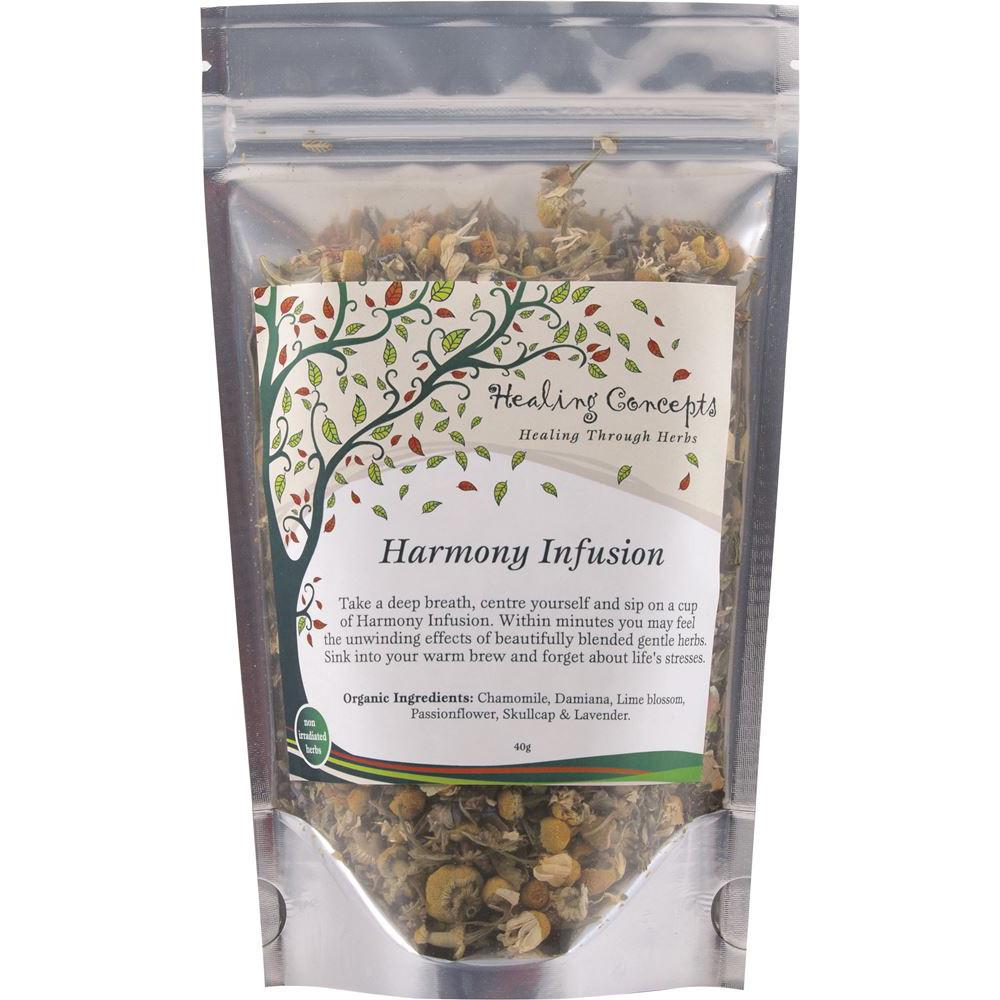 Healing Concepts Harmony Infusion Tea 40g