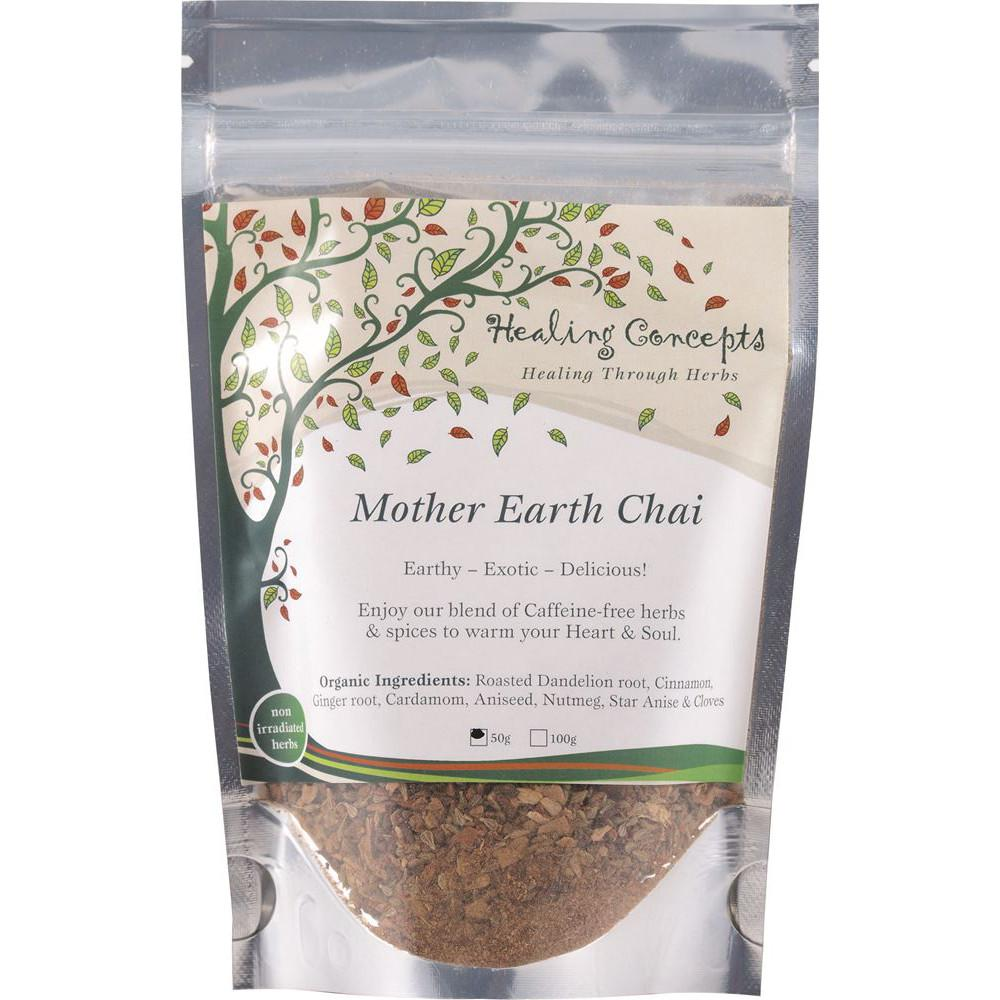 Healing Concepts Mother Earth Chai Tea 50g
