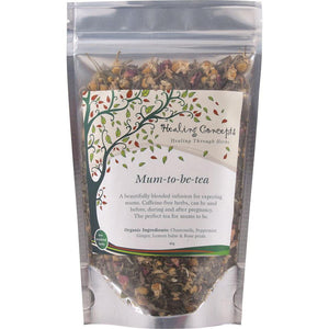 Healing Concepts Mum-To-Be-Tea 40g