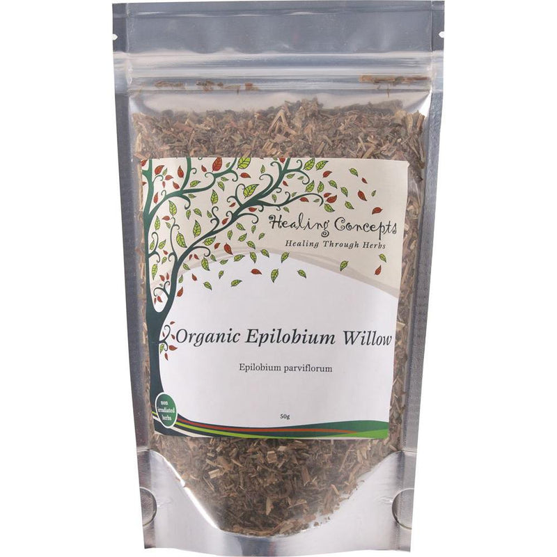 Healing Concepts Organic Epilobium Willow Tea 50g