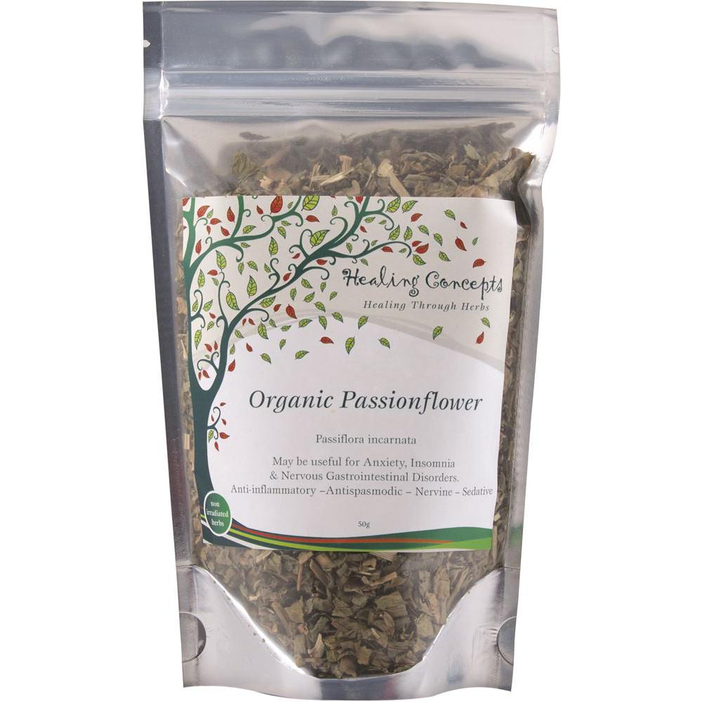 Healing Concepts Organic Passionflower Tea 40g
