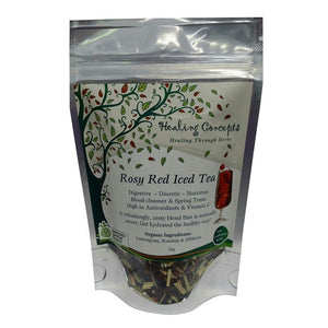 Healing Concepts Rosy Red Iced Tea 50g