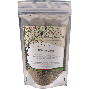 Healing Concepts Winter Boost Tea 40g