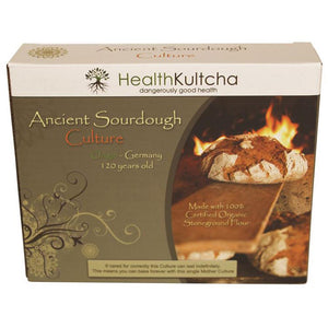 Health Kultcha Organic Gourmet Sourdough Culture