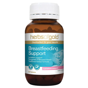 Herbs of Gold Breast-feeding Support 60t