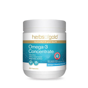 Herbs of Gold Omega-3 Concentrate 200c