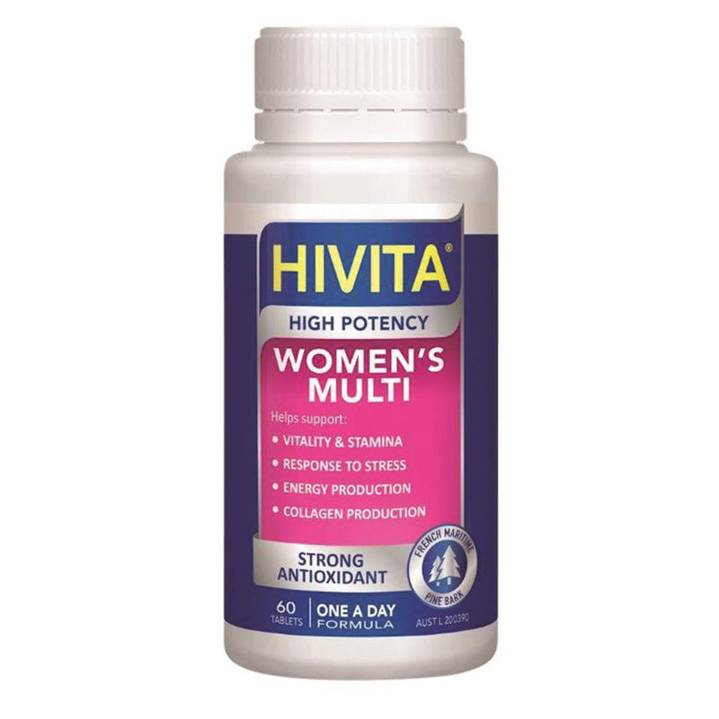 Hivita Women's Multi (High Potency) 60t
