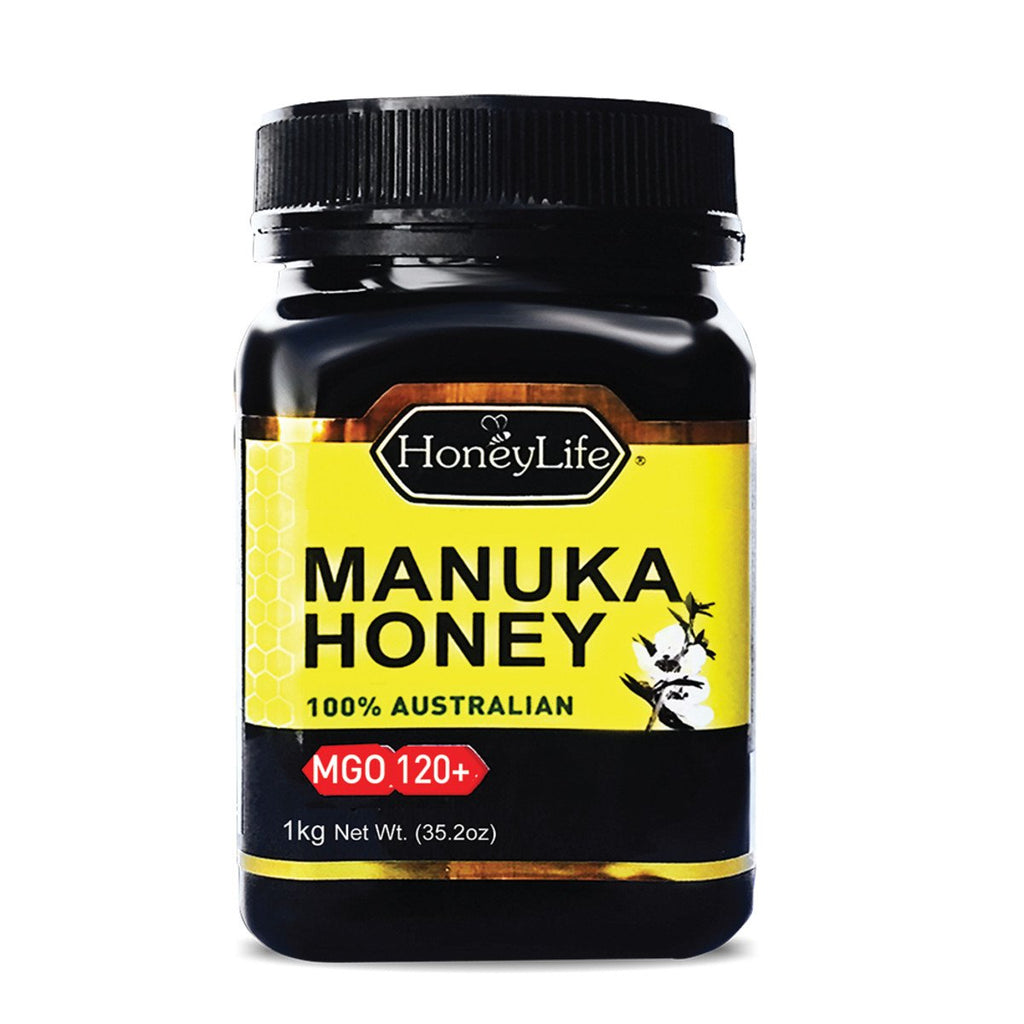 HoneyLife Manuka Honey MGO 120 Plus 1kg