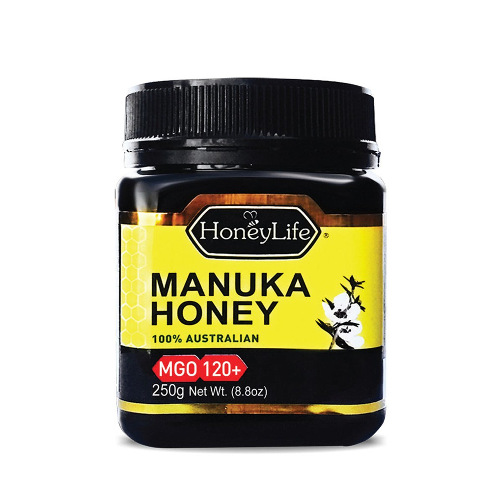 HoneyLife Manuka Honey MGO 120 Plus 250g