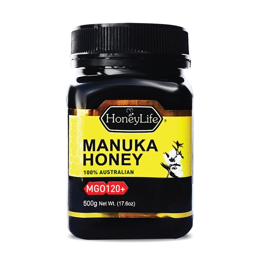 HoneyLife Manuka Honey MGO 120 Plus 500g