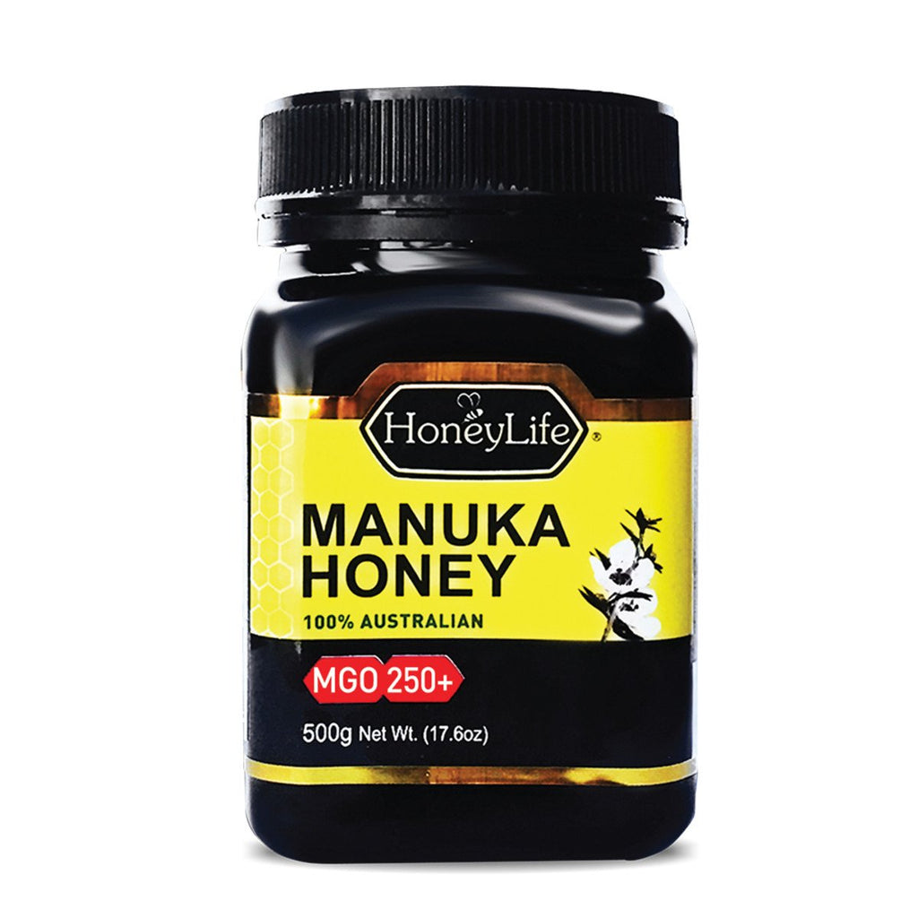 HoneyLife Manuka Honey MGO 250 Plus 500g