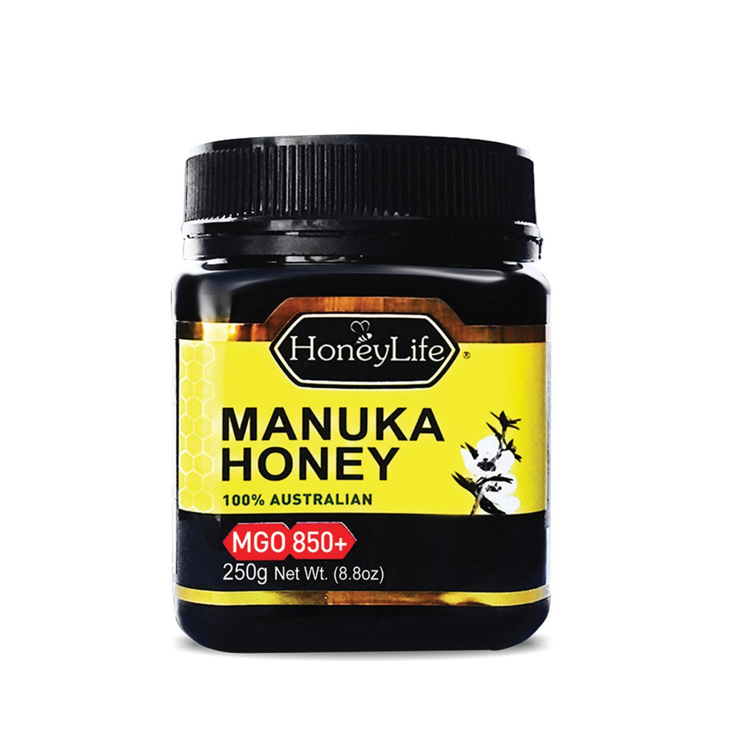HoneyLife Manuka Honey MGO 850 Plus 250g