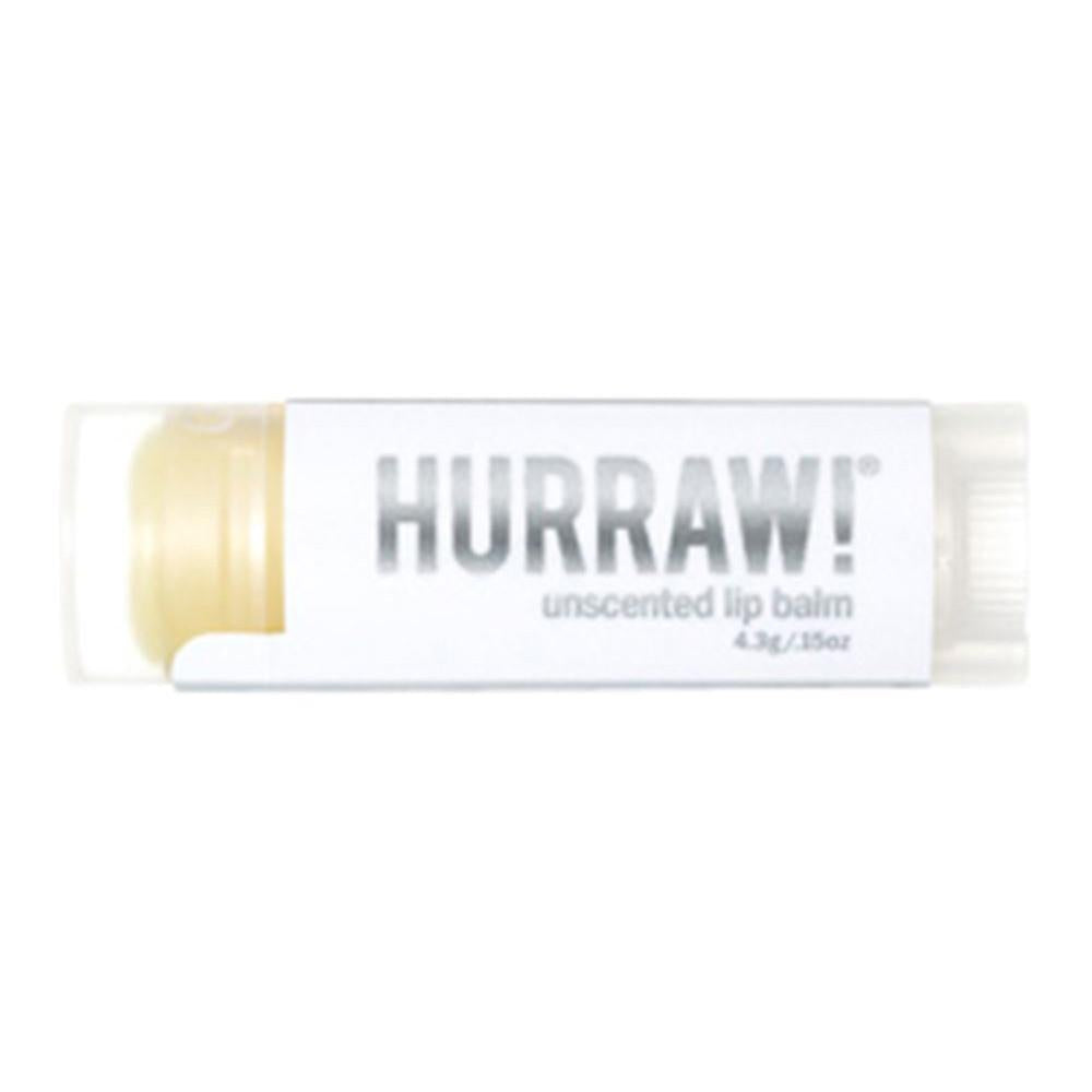 Hurraw! Lip Balm Unscented 4.3g