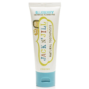 Jack N' Jill Natural Calendula Toothpaste Blueberry 50g