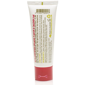 Jack N' Jill Natural Calendula Toothpaste Strawberry 50g