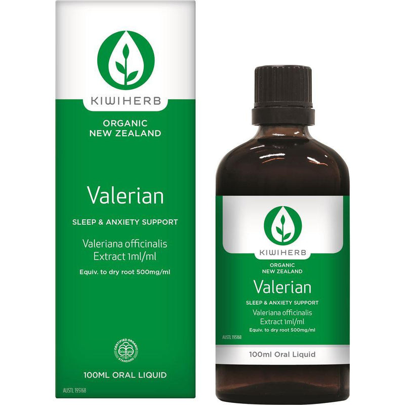 Kiwiherb Valerian Root Extract 100ml