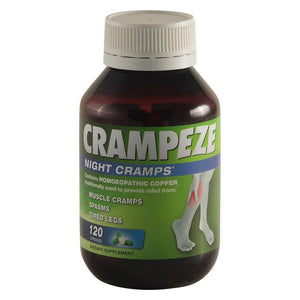 LaCorium Crampeze Night Cramps 120c
