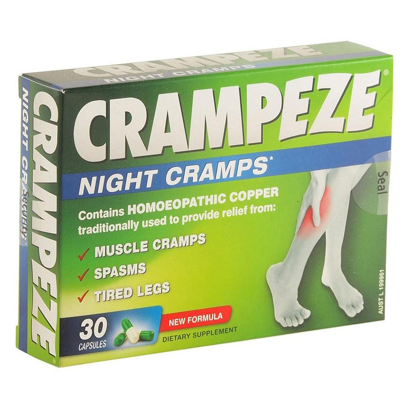 LaCorium Crampeze Night Cramps 30c
