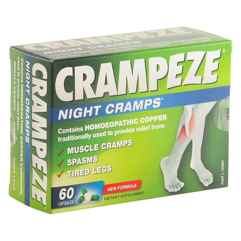 LaCorium Crampeze Night Cramps 60c