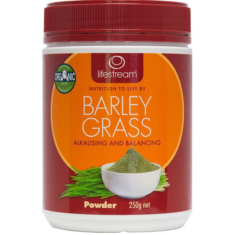 LifeStream Barley Grass 250g