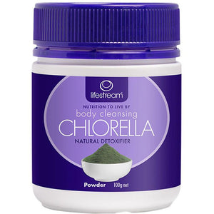 LifeStream Body Cleansing Chlorella 100g
