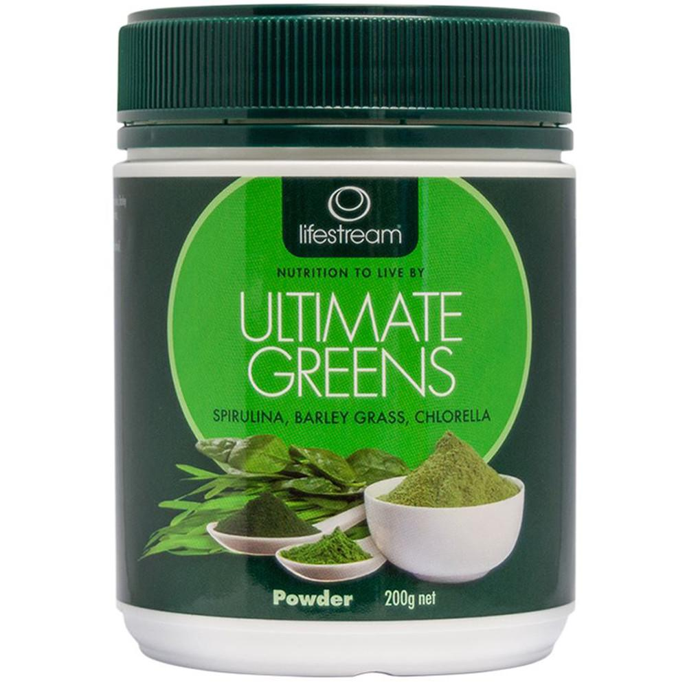 LifeStream Ultimate Greens 200g