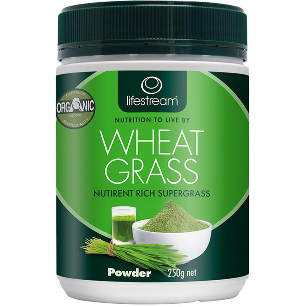 LifeStream Wheat Grass 250g