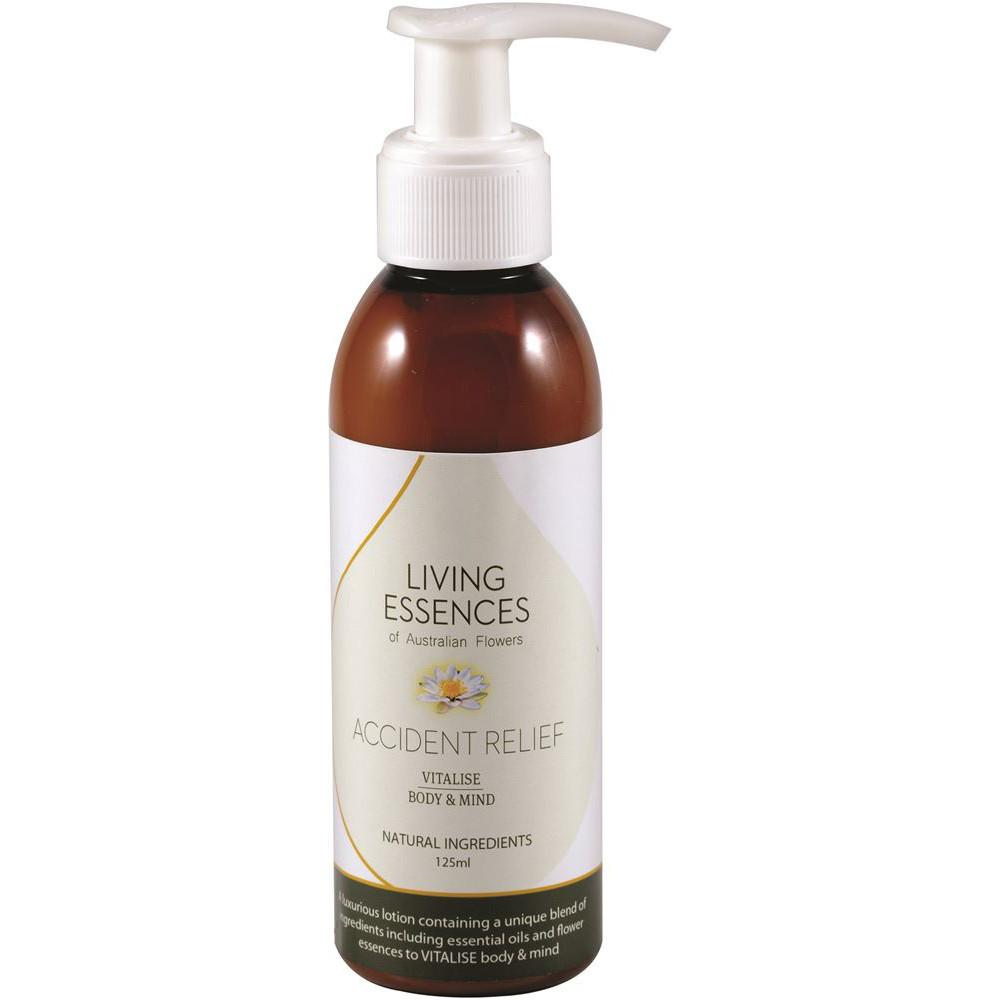 Living Essences Accident Relief Cream 125ml