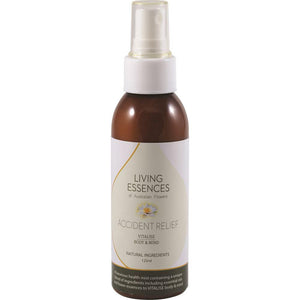 Living Essences Accident Relief Spray 125ml